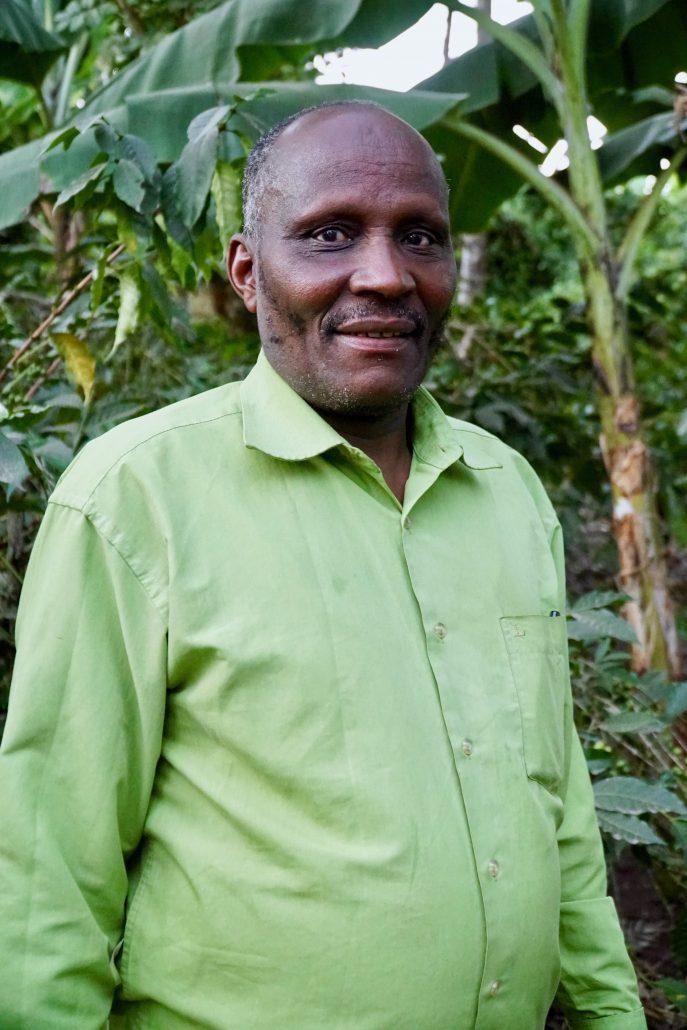 David Oljange