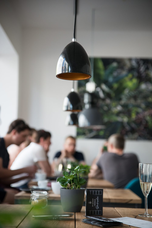 Kijamii Café, Café Witten